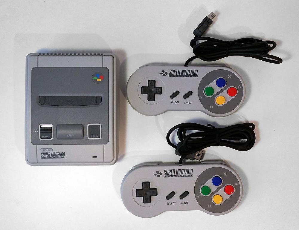 SNES Mini-Classic