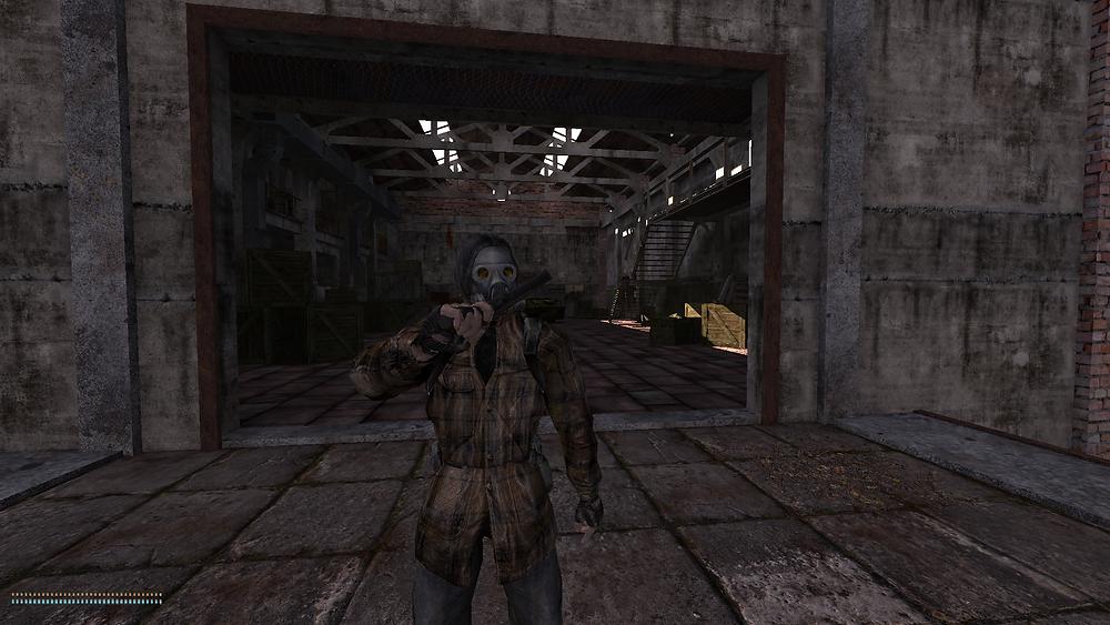 S.T.A.L.K.E.R. Anomaly Bandit