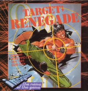 Target Renegade Box Art