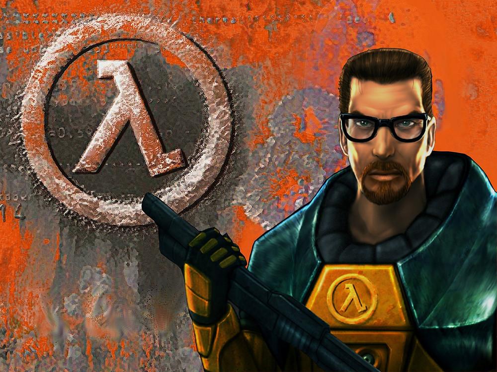 Half-Life's 'Silent Protagonist' Gordon Freeman