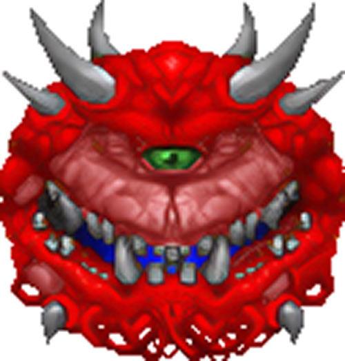 Doom's Cacodemon