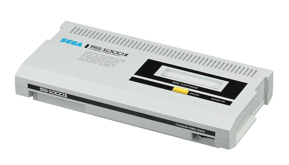 SEGA SC-1000 II