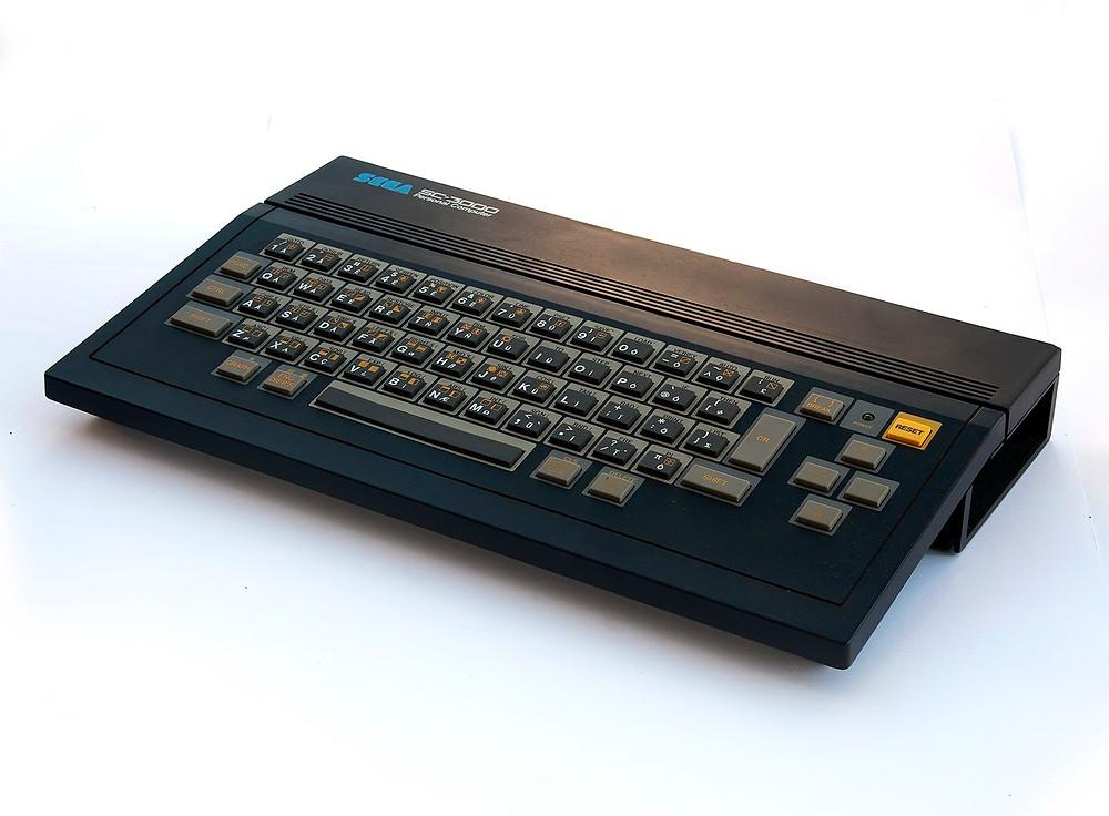 SEGA SC-3000 Personal Computer