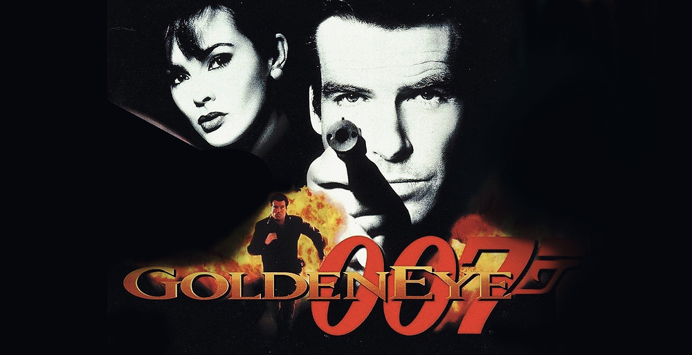James Bond 007 Goldeneye N64