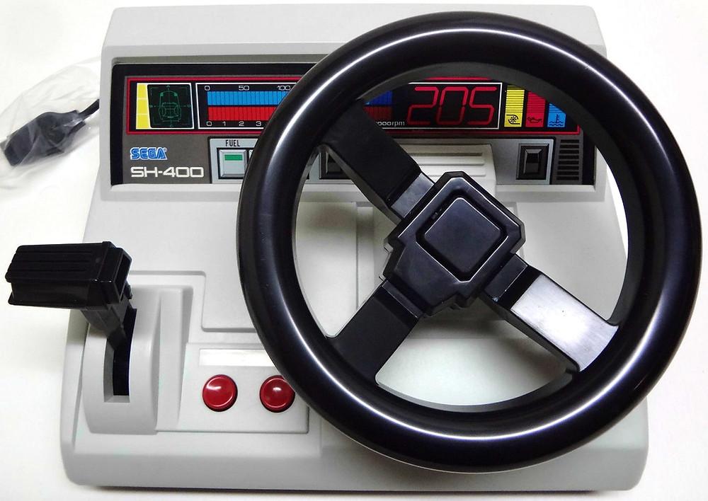 Handle Controller SH-400 Steering Wheel