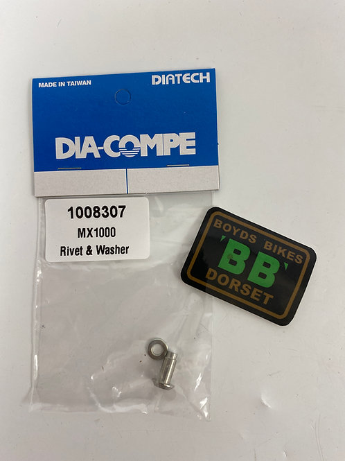 DIA COMPE Quick Release Rivet