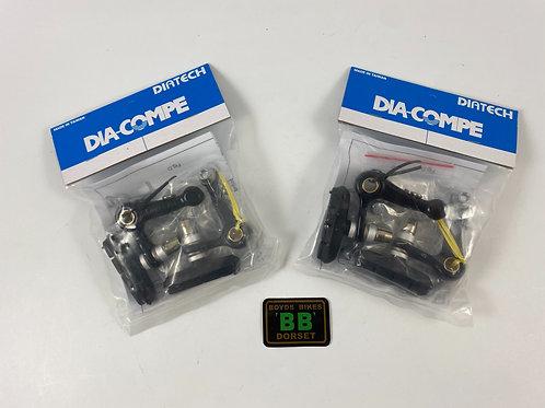 DIA COMPE 980 CANTILEVER Pair [BLACK]