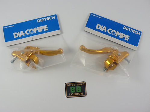 DIA COMPE Tech3 LEVERS [GOLD]