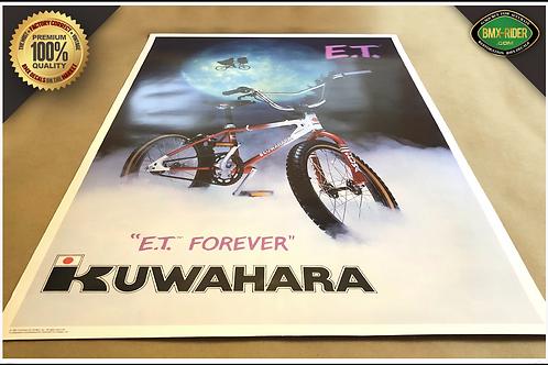 Kuwahara E.T. Poster 23×35