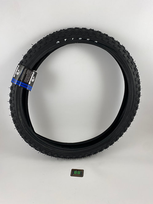 "TIOGA Comp3 TYRE 20 X 2.125"" ALL BLACK"