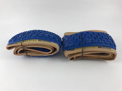 PANARACER KNARLER KNOBBY TYRE (BLUE)