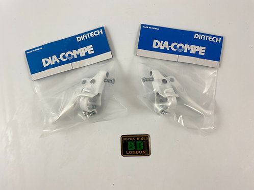 DIA COMPE Tech3 LEVERS [WHITE]