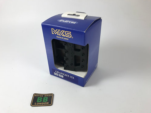 "MKS GRAFIGHT [BLACK 1/2""]"