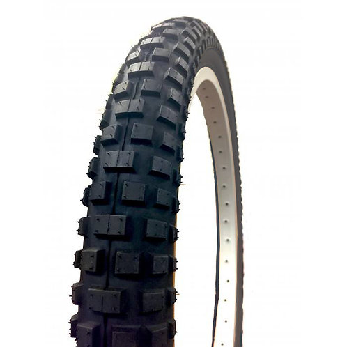 COMP2 TYRE 20 X 2.125 [ALL BLACK]