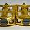 """Thumbnail: GOLD KKT PEDALS 1/2"""""""