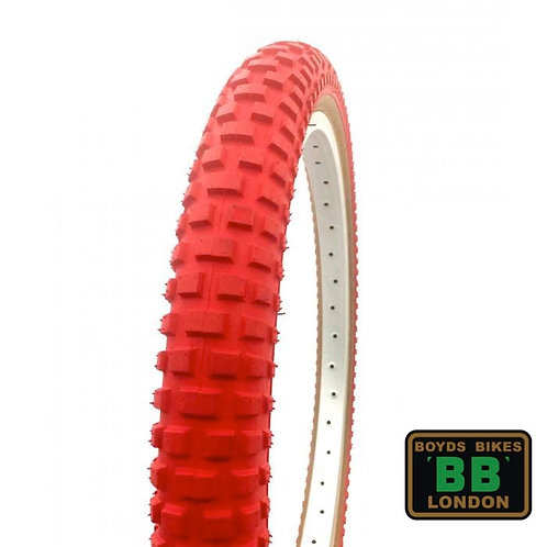 COMP2 TYRE 20 X 2.125 [RED]