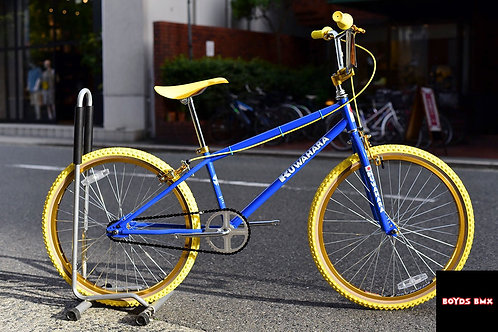 "KUWAHARA 24"" CRUISER [BLUE]"