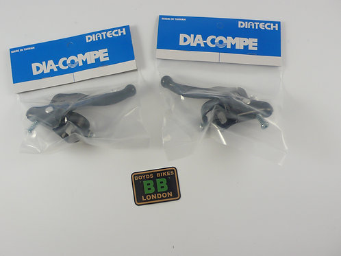 DIA COMPE Tech3 LEVERS [BLACK]