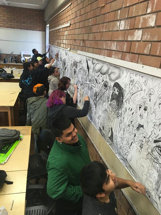 Collaborative Mural