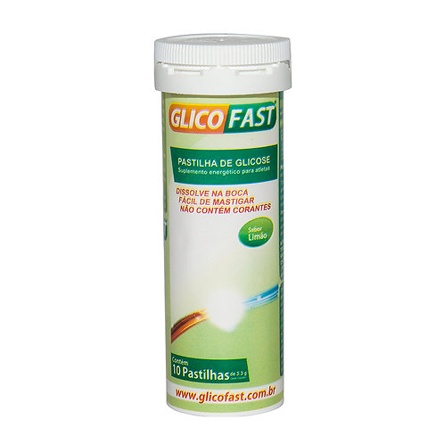 Glicofast - Carboidrato Limão