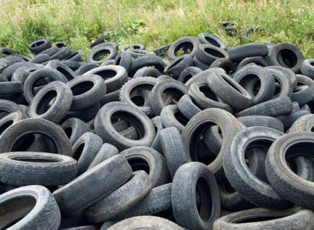Abicatori Upcycling Tire