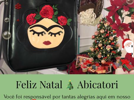 Feliz Natal 🎄 Abicatori