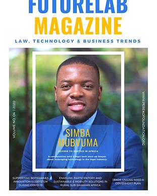 FUTURELAB MAGAZINE-volume 04- cover page
