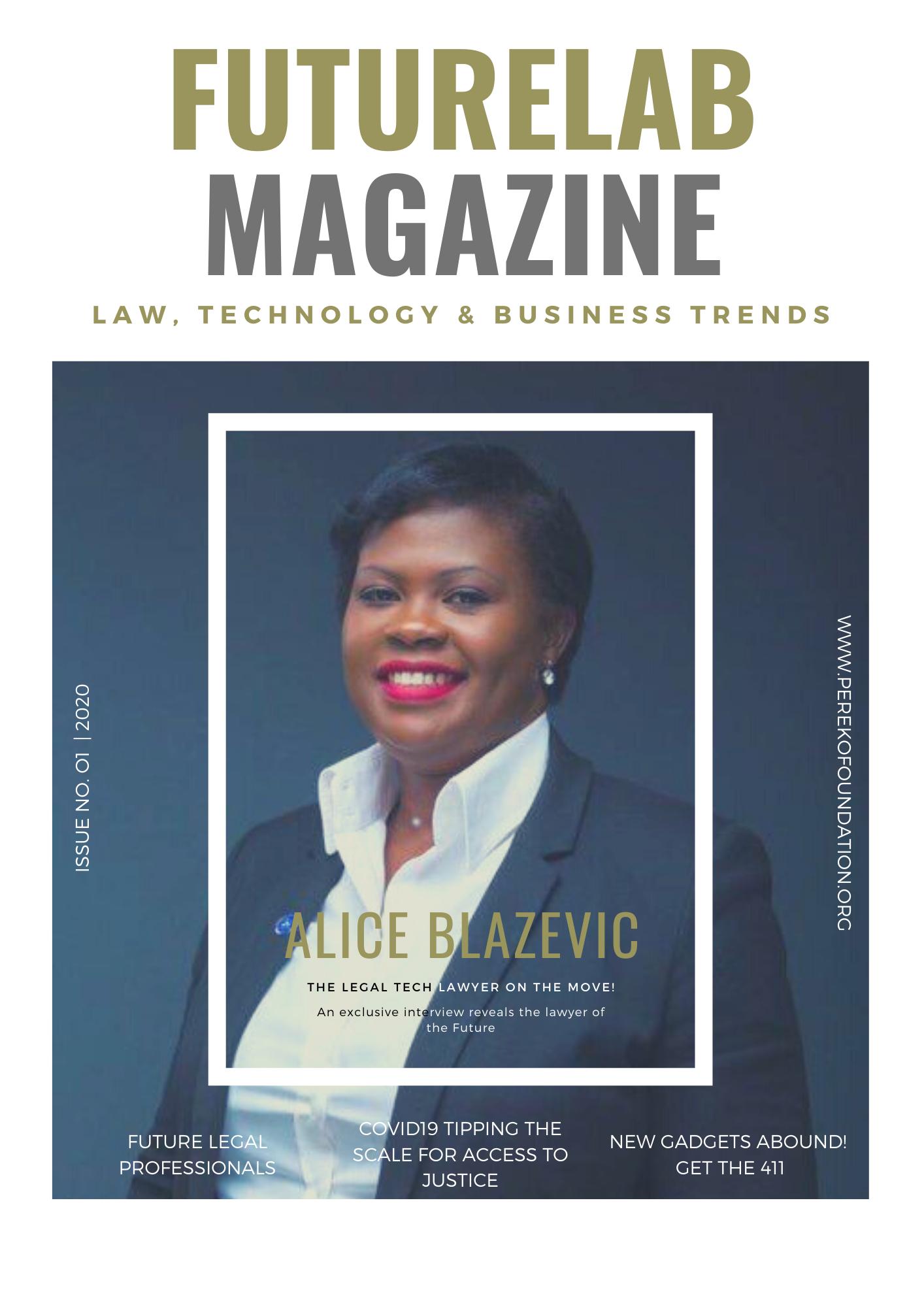 FutureLab Magazine