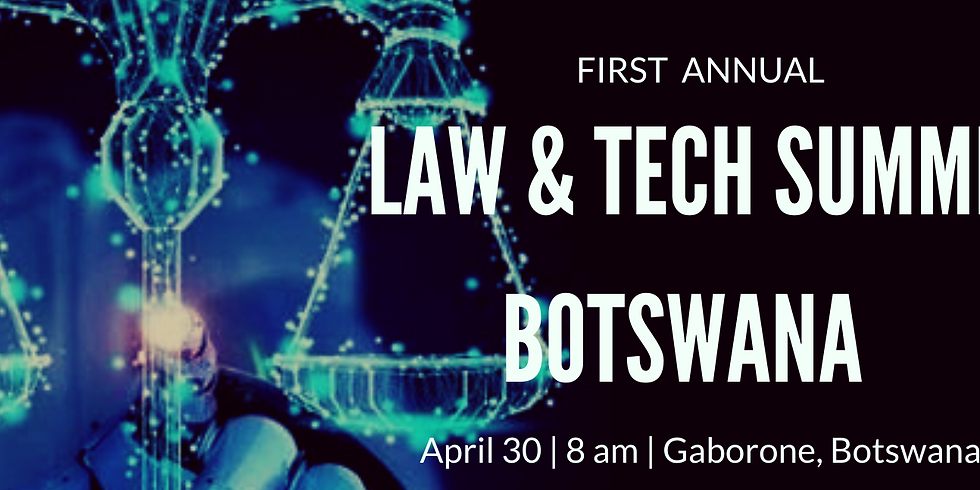 Law & Tech Summit Botswana