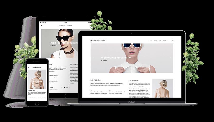 MindsAi - Website Design Mockup | Vancouver Island BC