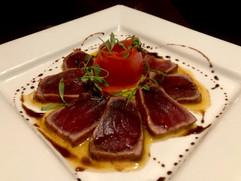 Blackened Yellowfin Tuna