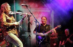 Rocking Coco Blues in Thailand with Big Brother and The Holding Company