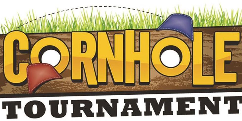 Annual Corn Hole Tournament sponsored by Checker Tavern