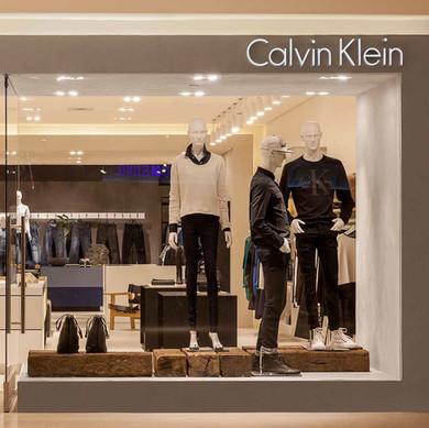 CALVIN KLEIN-LIFESTYLE STORE BRAZIL