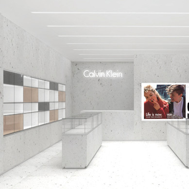 CALVIN KLEIN – WATCHES AND JEWELRY