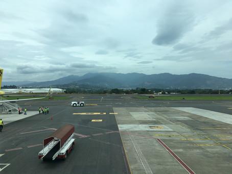 Unpacking Costa Rica: Travel & Day 1
