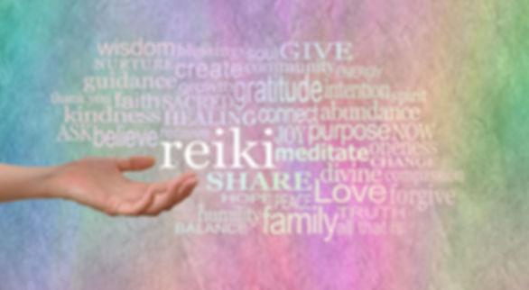 Reiki Crystal Energy Healing