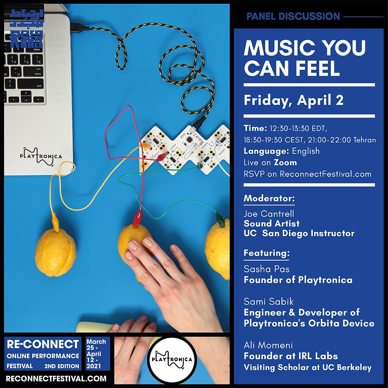 Music You Can Feel: Transforming Your Body and Environment Into Instruments with Playtronica