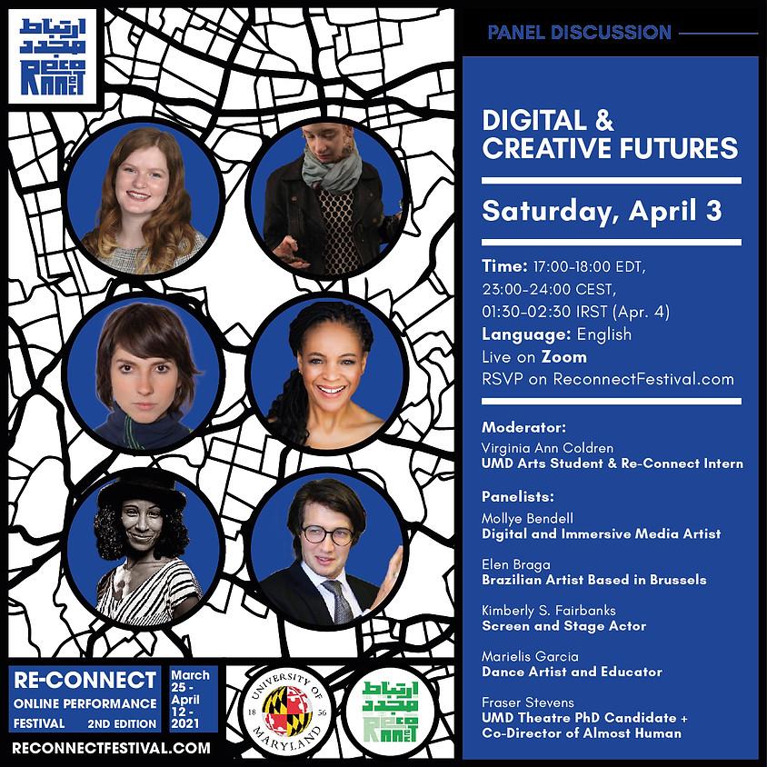 Digital and Creative Futures