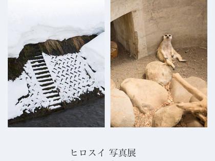 HIROSUI Exhibition /「見開き」「Spread」