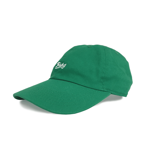 Og Logo 16 Cotton Twill Low Cap [Green]