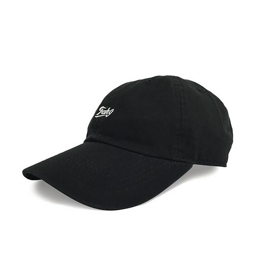 Og Logo 16 Cotton Twill Low Cap [Black]
