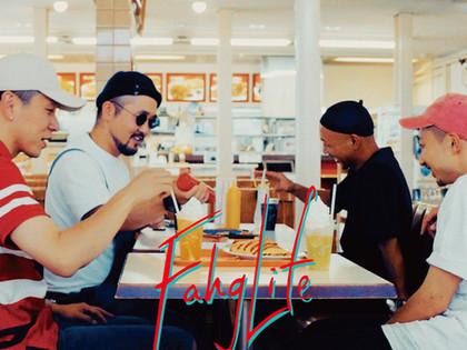 "J-RU New Single ""Fahg Life"""