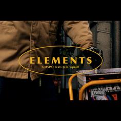 GOSPO - Elements feat. Jem Squall (prod. 呼煙魔)