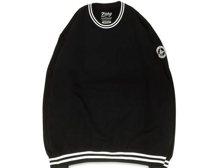 NW Wappen Rib Line Sweatshirt