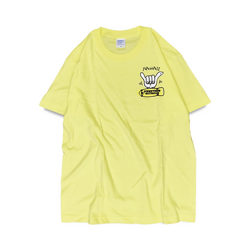Peep This Hawaii T-shirt [Yellow]