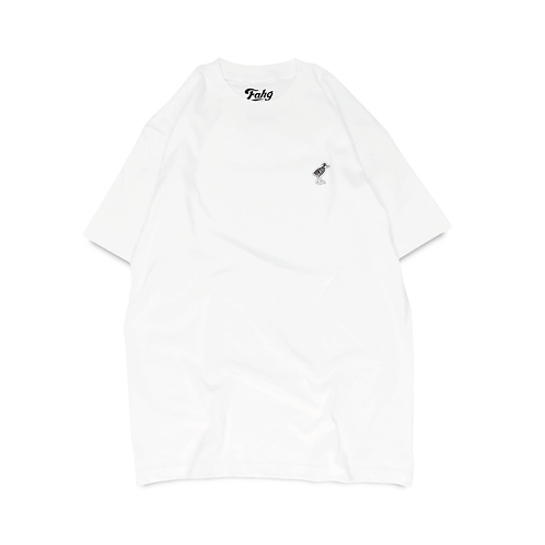 Keep Yanbarukuina T-shirt [White]