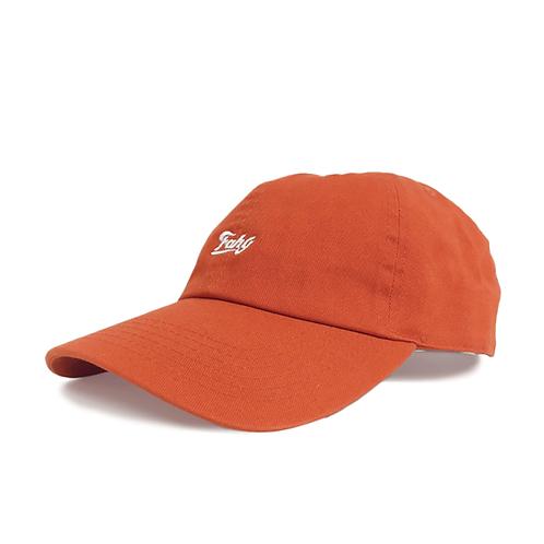 Og Logo 16 Cotton Twill Low Cap [Orange]