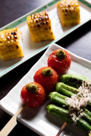 野菜焼き各種
