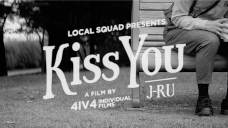J-RU - Kiss You [Official Video]